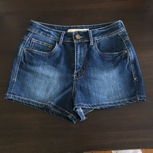 Jou Jou Old Style cut Jeans Denim Shorts